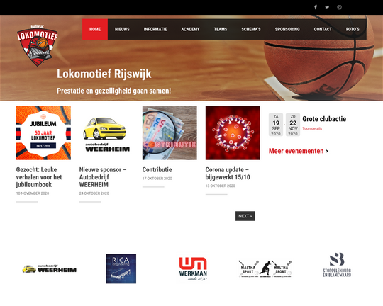Basketbalvereniging Lokomotief
